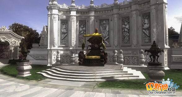 3D还原圆明园原貌